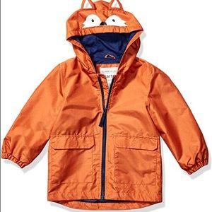 Carter's boys Critter Lightweight Jacket